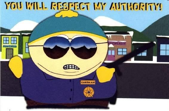 a LOCKED Cartman