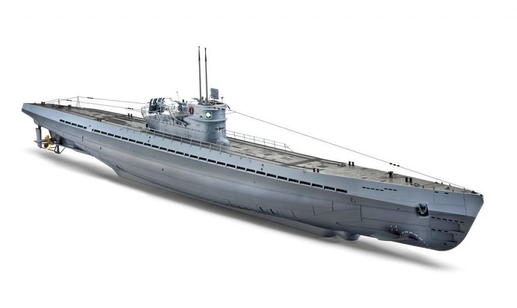 Bateaux -  NOUVEAUTÉS, RUMEURS ET KITS A VENIR Comp_05114-U-Boot-Typ-IX-C_zpsaed18d5d