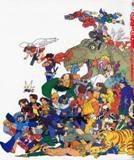 GAleria anime Capcom_back