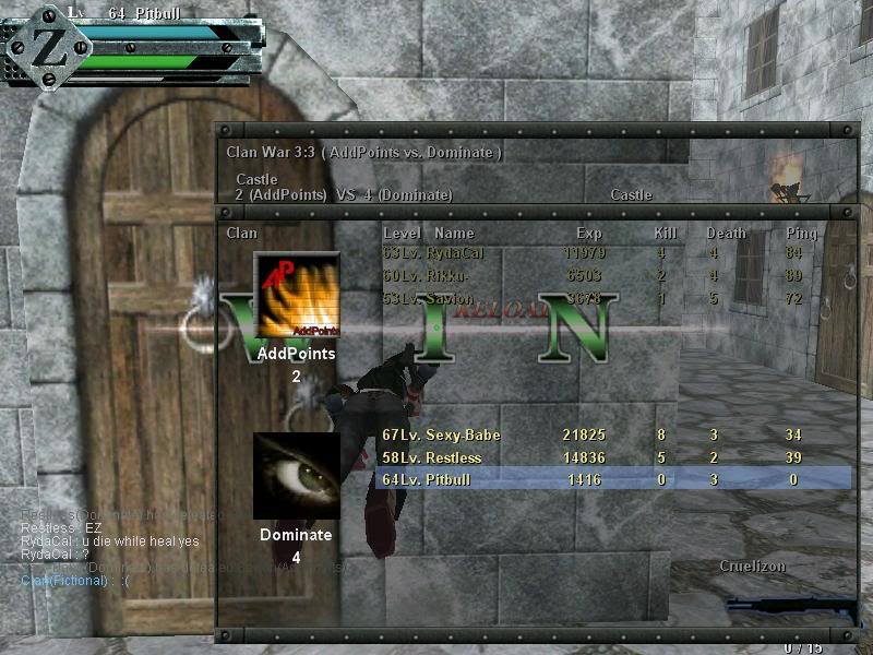 Dominate VS Magicians Gunz002-4