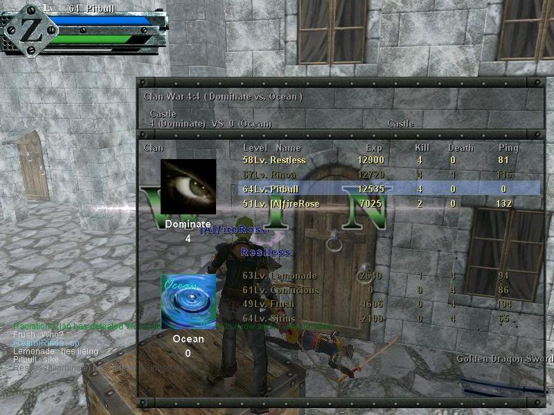 Dominate VS Magicians Gunz002-5