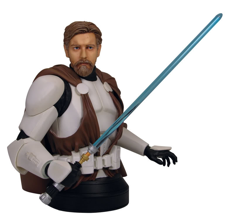 Obi-Wan Kenobi in Clone Trooper Armor Mini Bust - Page 2 1-23