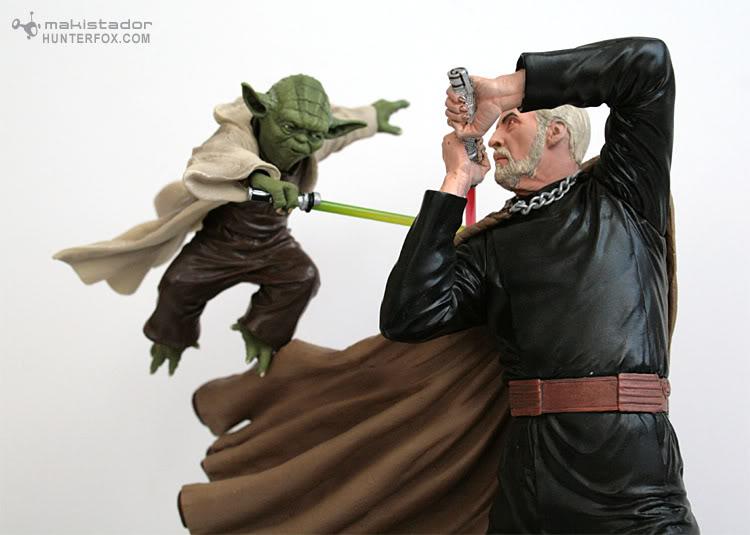 Diorama Yoda vs Count Dooku ! - Page 7 1-27