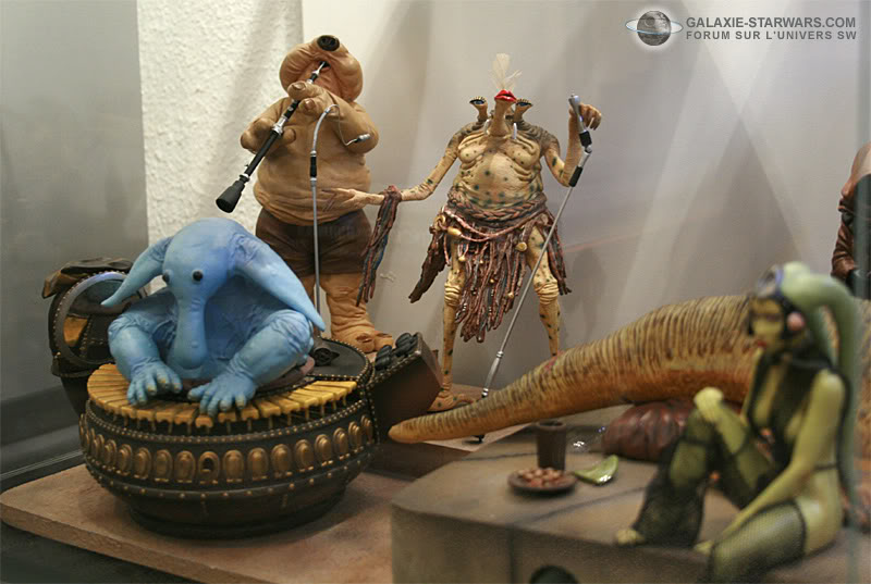 Jabba the Hutt Diorama gentle giant - Page 4 1-39
