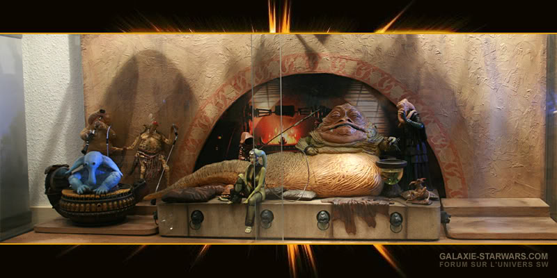 Diorama Jabba gentle giant Mise a jour 02/12 ... - Page 2 10-22