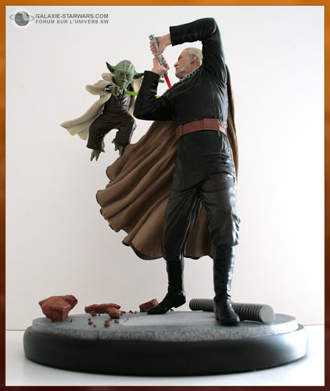 Diorama Yoda vs Count Dooku ! - Page 6 11-11