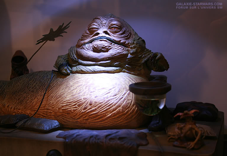Jabba the Hutt Diorama gentle giant - Page 4 11-14