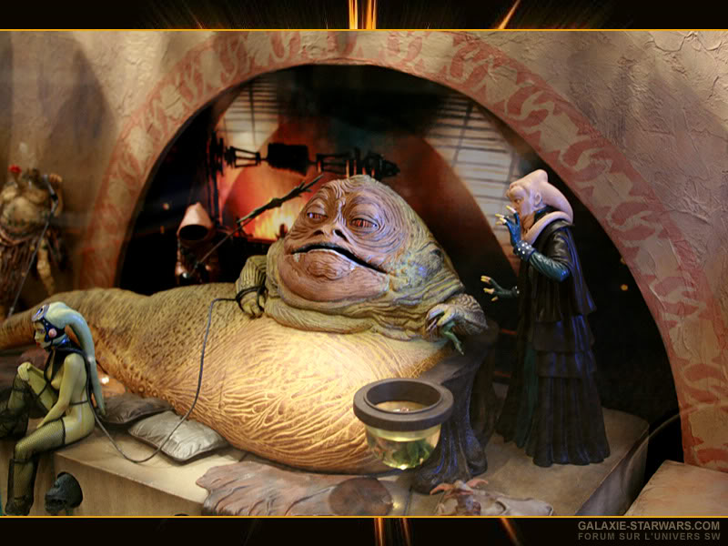 Diorama Jabba gentle giant Mise a jour 02/12 ... - Page 2 11-16