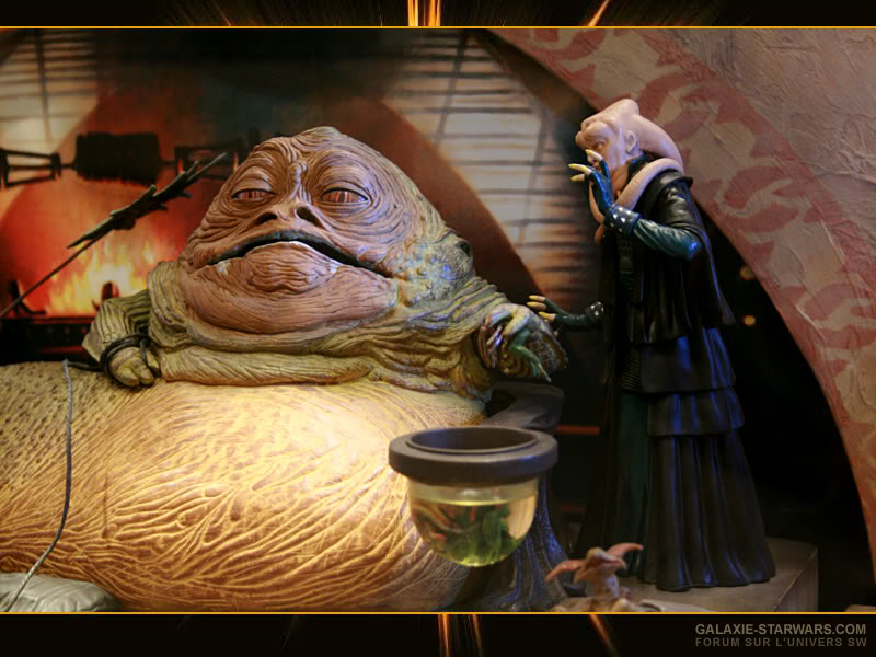 Diorama Jabba gentle giant Mise a jour 02/12 ... - Page 2 12-19