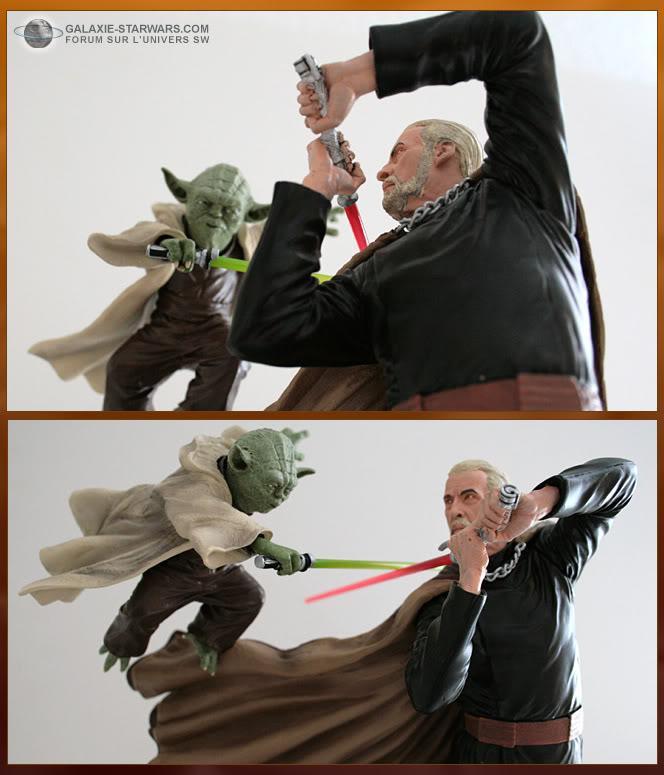 Diorama Yoda vs Count Dooku ! - Page 6 13-10