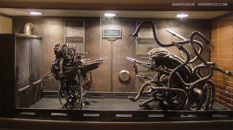 Diorama - Matrix Revolutions 14-1