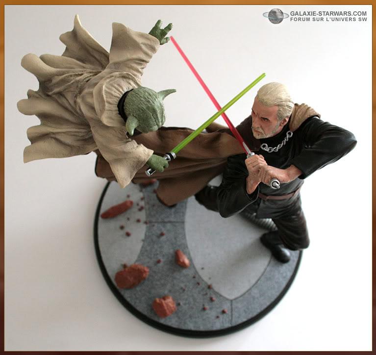 Diorama Yoda vs Count Dooku ! - Page 6 14-10