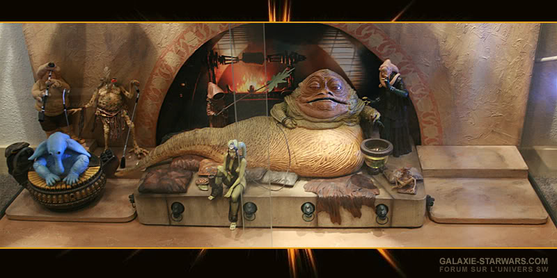 Diorama Jabba gentle giant Mise a jour 02/12 ... - Page 2 14-13