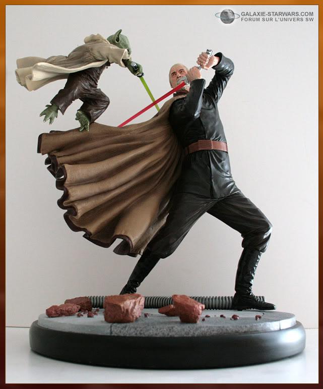 Diorama Yoda vs Count Dooku ! - Page 6 2-28