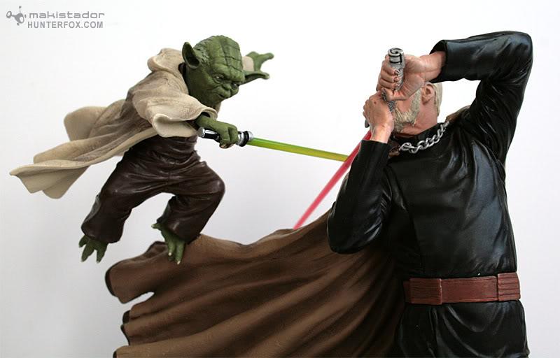 Diorama Yoda vs Count Dooku ! - Page 7 2-29