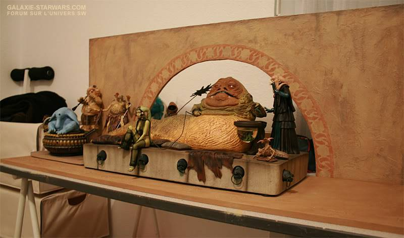 Diorama Jabba gentle giant Mise a jour 02/12 ... 2-44