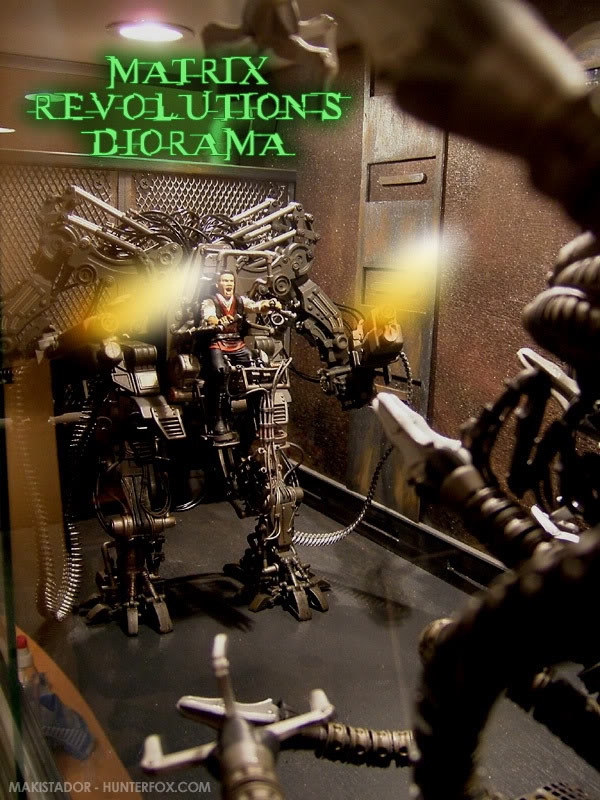 Diorama - Matrix Revolutions 21