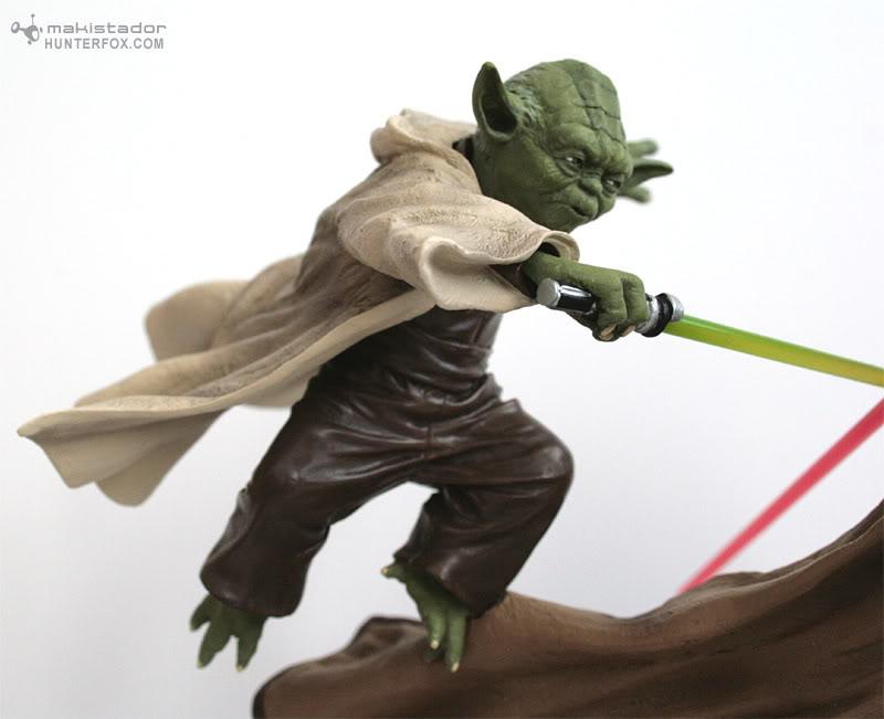 Diorama Yoda vs Count Dooku ! - Page 7 3-24