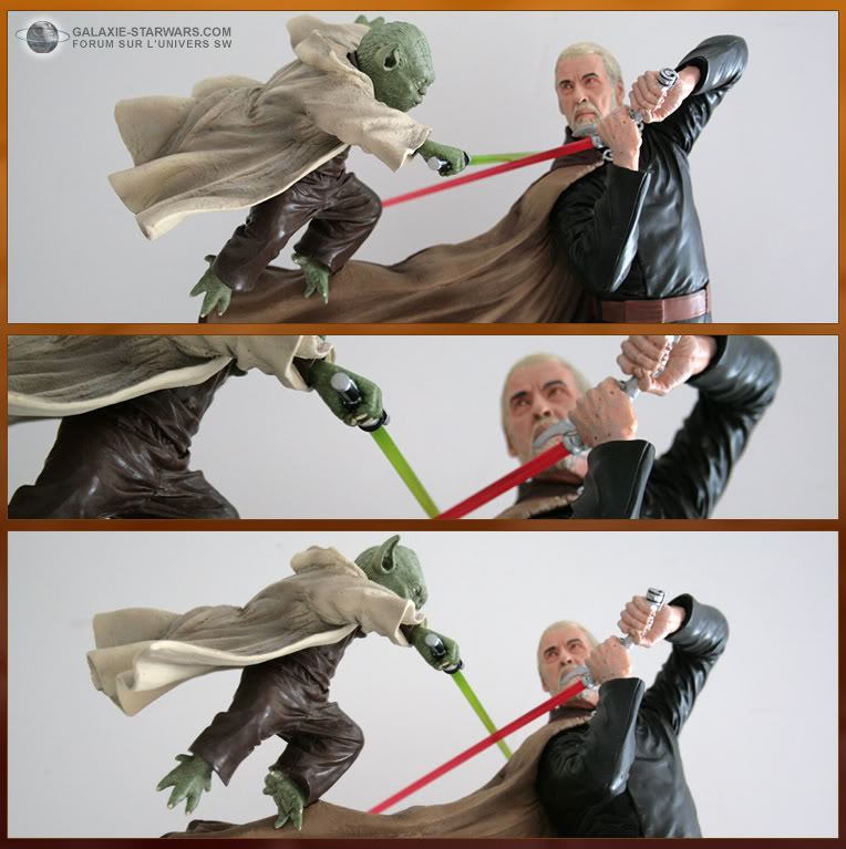 Diorama Yoda vs Count Dooku ! - Page 6 4-23
