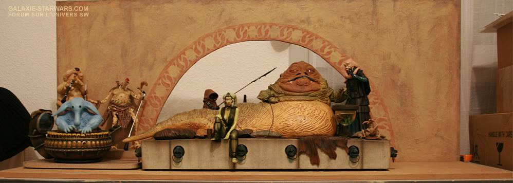 Diorama Jabba gentle giant Mise a jour 02/12 ... 4-39