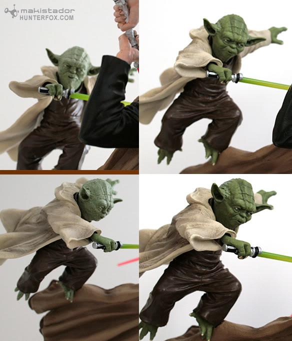 Diorama Yoda vs Count Dooku ! - Page 7 5-23