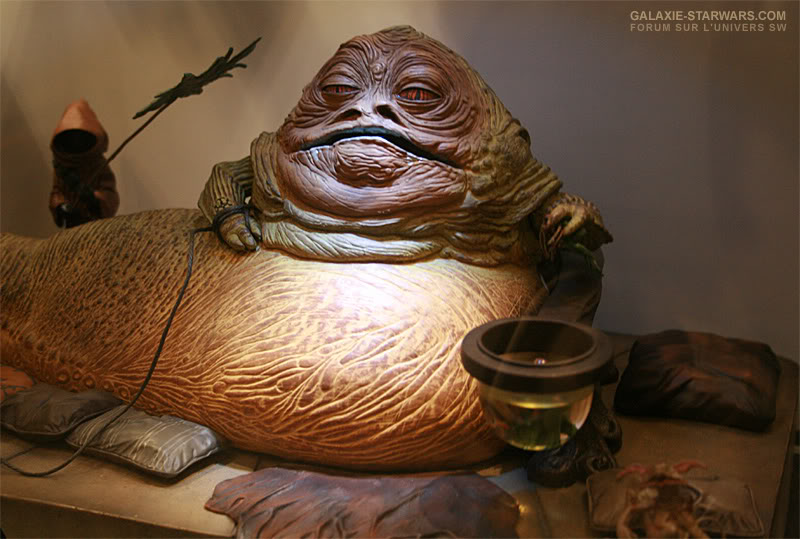 Jabba the Hutt Diorama gentle giant - Page 4 5-34