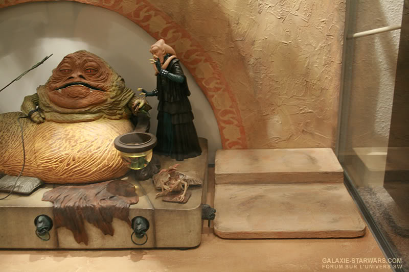 Diorama Jabba gentle giant Mise a jour 02/12 ... - Page 2 5-37