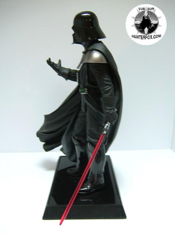 Darth Vader ROTS Statue 6-16