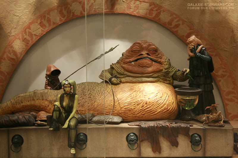 Diorama Jabba gentle giant Mise a jour 02/12 ... - Page 2 6-35