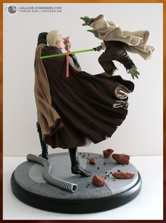 Diorama Yoda vs Count Dooku ! - Page 6 7-19