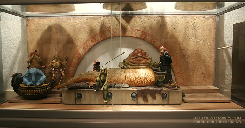 Diorama Jabba gentle giant Mise a jour 02/12 ... - Page 2 7-29
