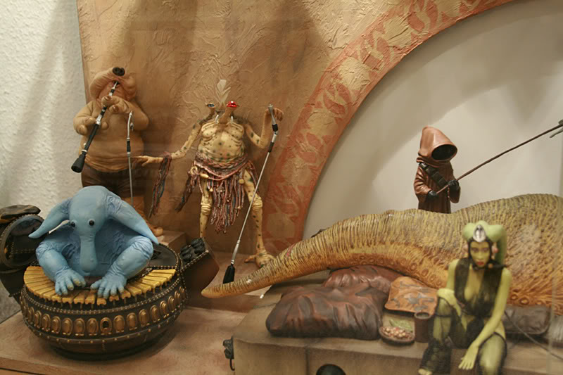 Diorama Jabba gentle giant Mise a jour 02/12 ... - Page 2 8-24