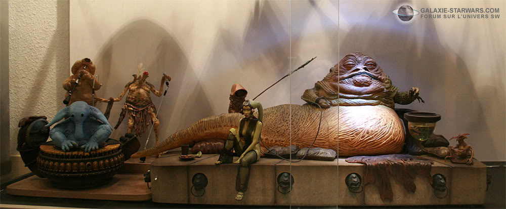 Jabba the Hutt Diorama gentle giant - Page 4 9-18
