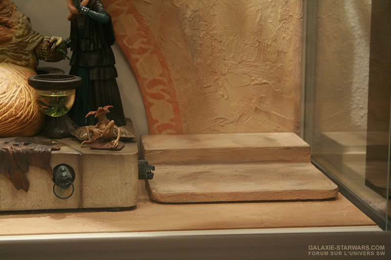 Diorama Jabba gentle giant Mise a jour 02/12 ... - Page 2 9-21
