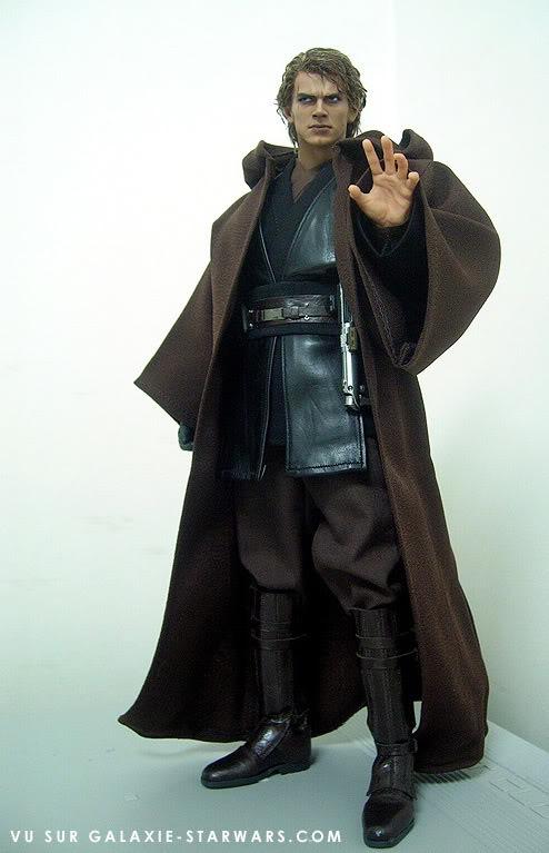 custom anakin skywalker epIII 12 inch Anakin1