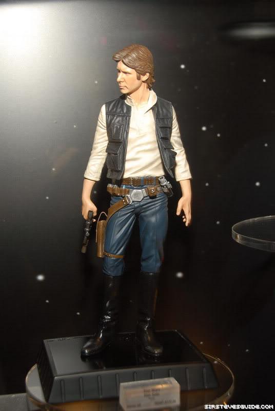 Han solo statue Han1
