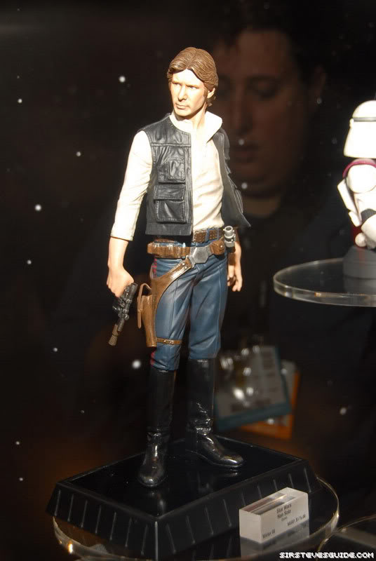 Han solo statue Han2