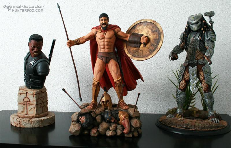 TERMINE - Statue kit resine Leonidas film 300 - SPARTIATES ! - Page 2 Kiresine1