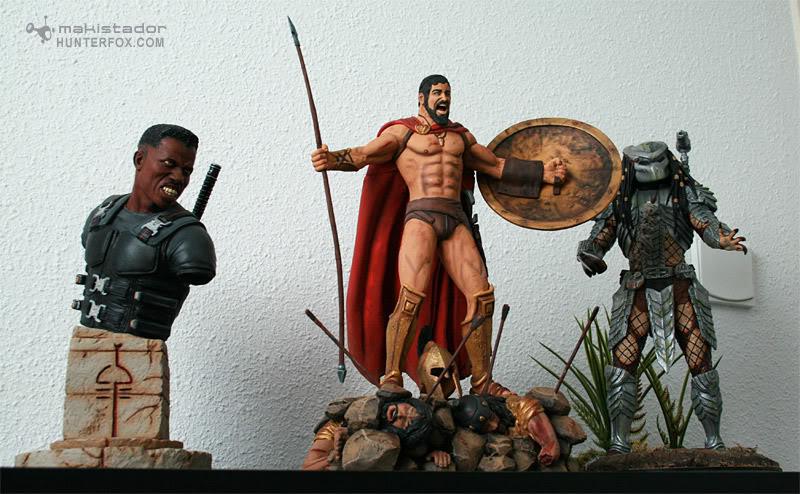 TERMINE - Statue kit resine Leonidas film 300 - SPARTIATES ! - Page 2 Kiresine3