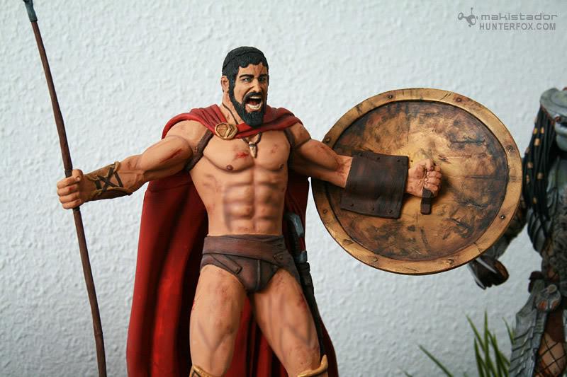 TERMINE - Statue kit resine Leonidas film 300 - SPARTIATES ! - Page 2 Kitleonidas12
