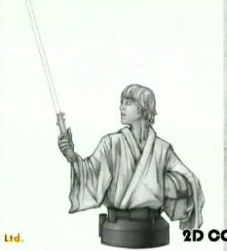 Video proders en 2010 ! new vader statue / grievous ... Luke