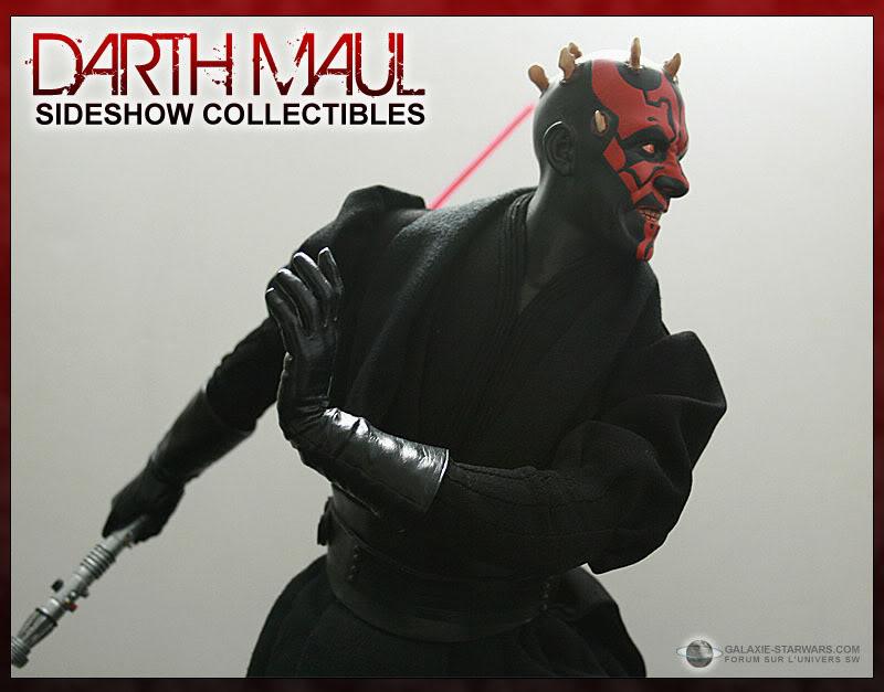Darth Maul 1/4 Premium Exclusive Edition Maul10