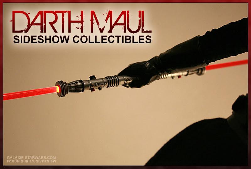 Darth Maul 1/4 Premium Exclusive Edition Maul14