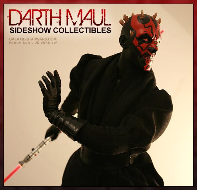 Darth Maul 1/4 Premium Exclusive Edition Maul15