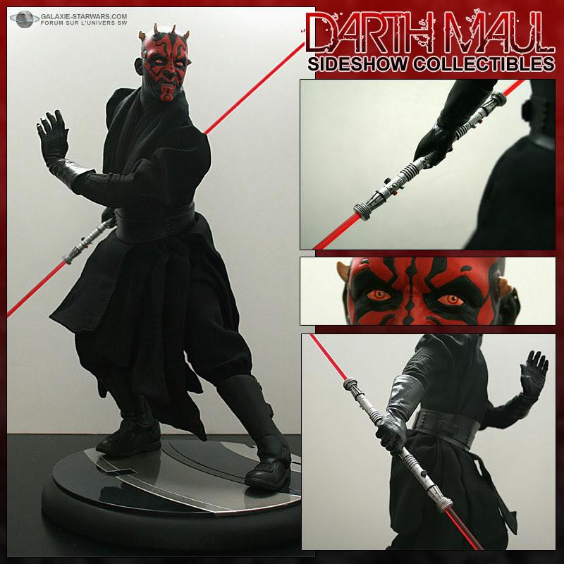 Darth Maul 1/4 Premium Exclusive Edition Maul5