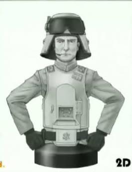 Video proders en 2010 ! new vader statue / grievous ... Pilote