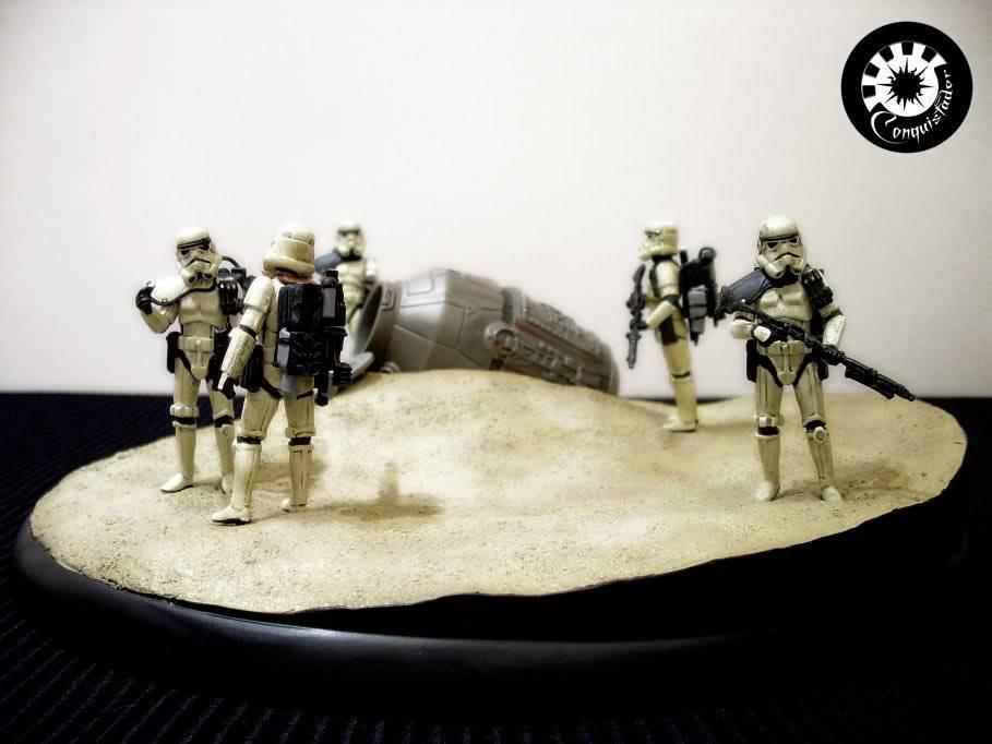 "diorama sandtrooper ""look sir,droids "" - Page 5 Sand2"