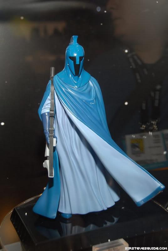 Senat guard statue Senat