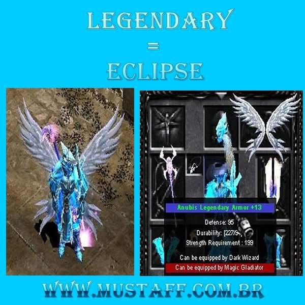 Legendary - Eclipse LegEclipse