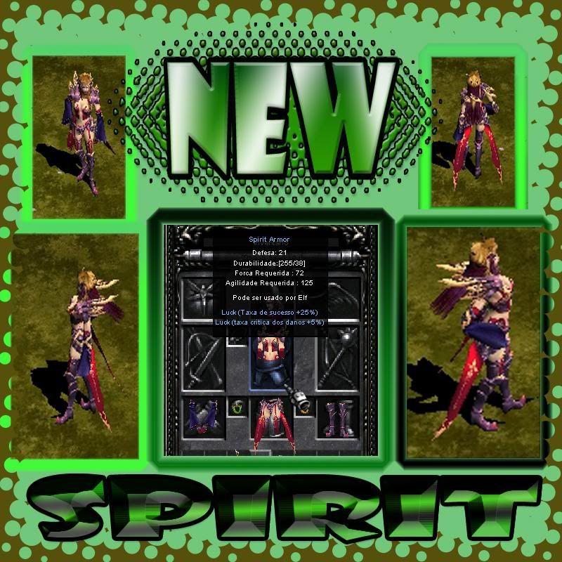 New Set SPIRIT NewSpirit